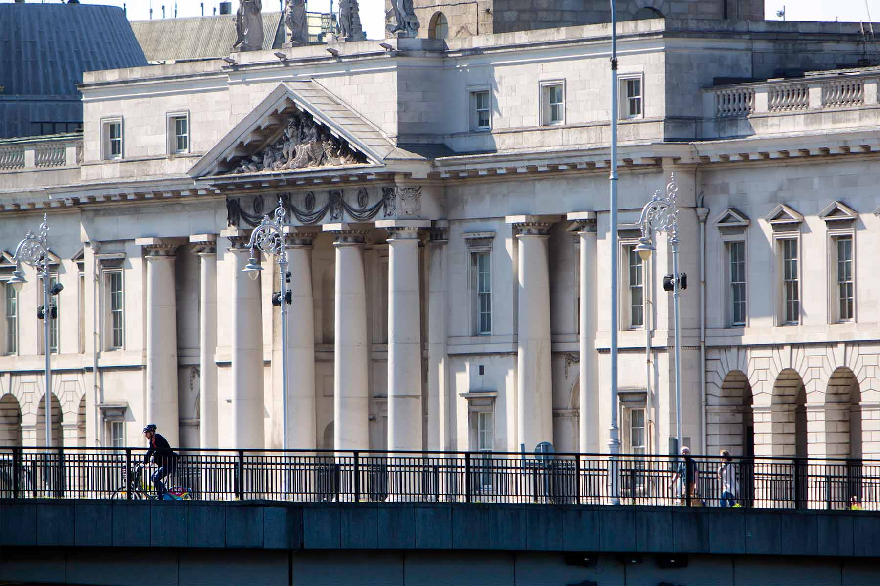 Custom House Dublin City