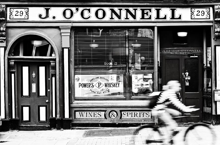 Paul O'Connell Dublin Photography