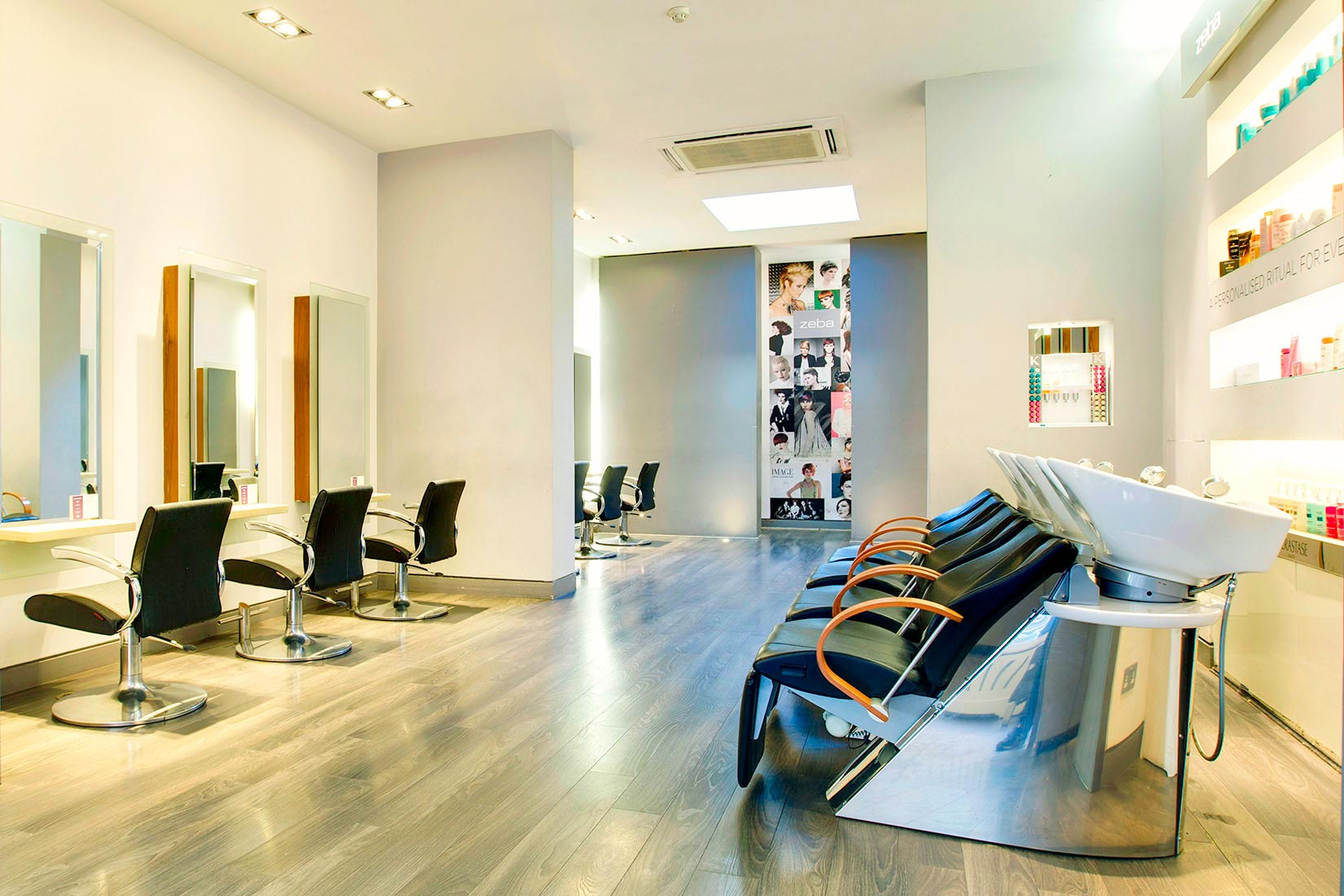 Zeba Hairdressing, Dublin