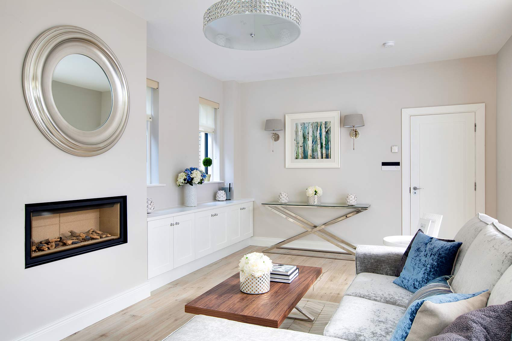 Residential property with Phoenix Interiors Dublin