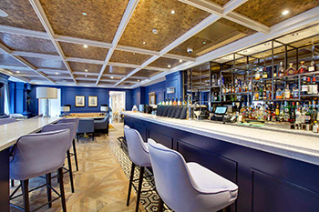 The Davenport Hotel Bar, Dublin