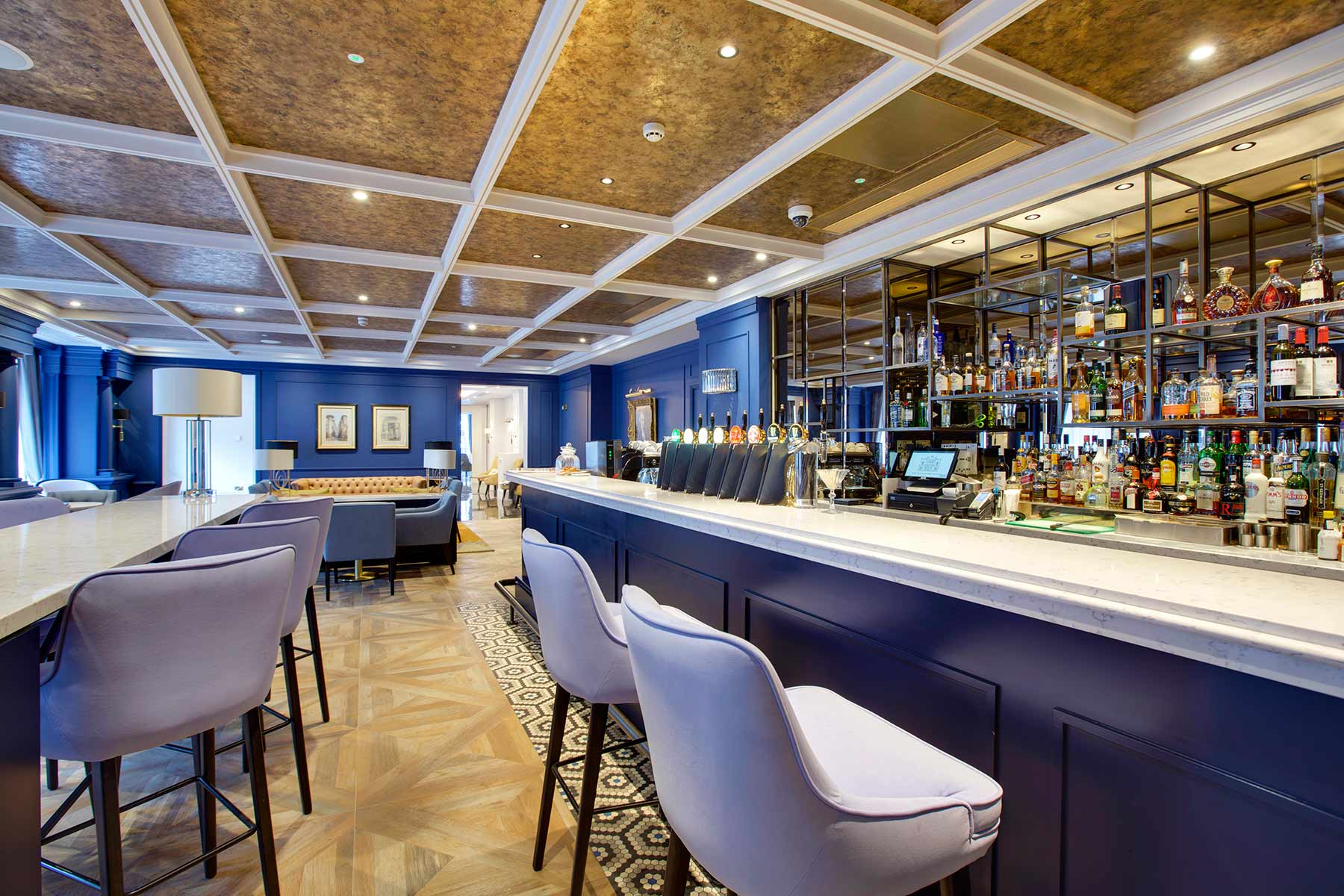 The Davenport Hotel Bar,Dublin