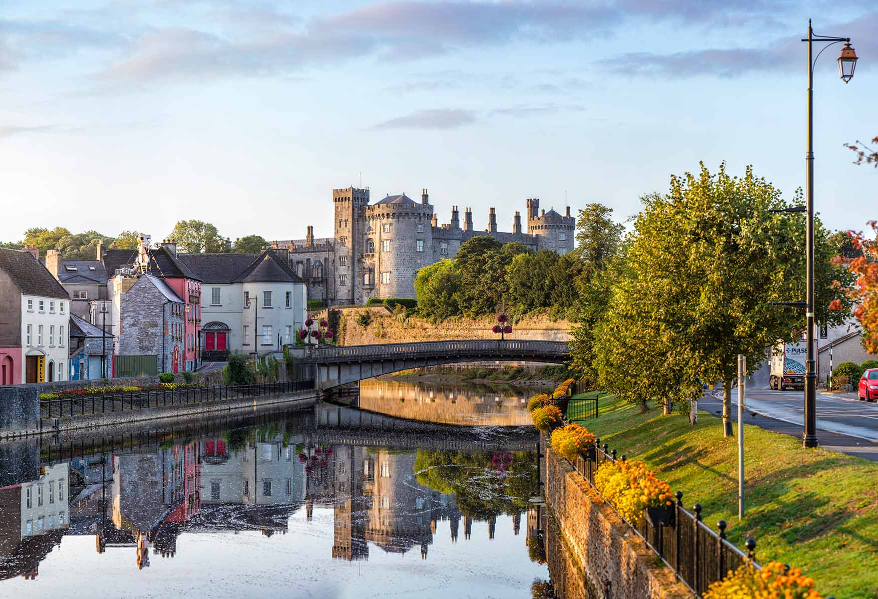 Kilkenny Castle and River Nore